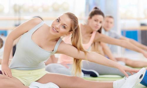 Các bài tập kéo dài và tăng cường sẽ giúp bạn cân bằng cuộc sống